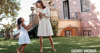 GABY CORREA PRODUCTIONS for GERRY WEBER