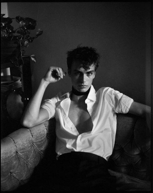 VIVA MODELS : Marc SCHULZE for Monrowe Magazine