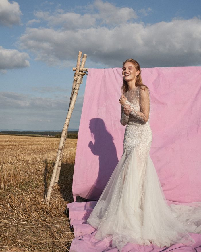 ROCKENFELLER & GöBELS: WOMAN WEDDING EDITORIAL BY STEPHAN GLATHE