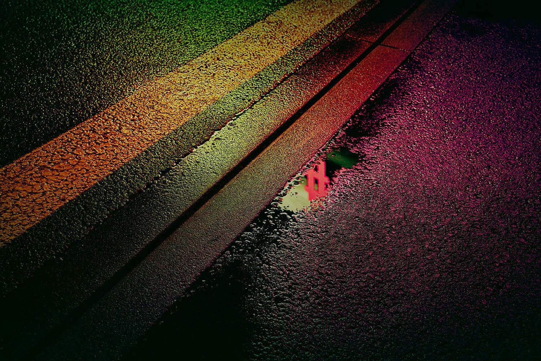 """KELLY KELLERHOFF REPRESENTS! Andreas Hempel free work """"Neon Tigers"""""""