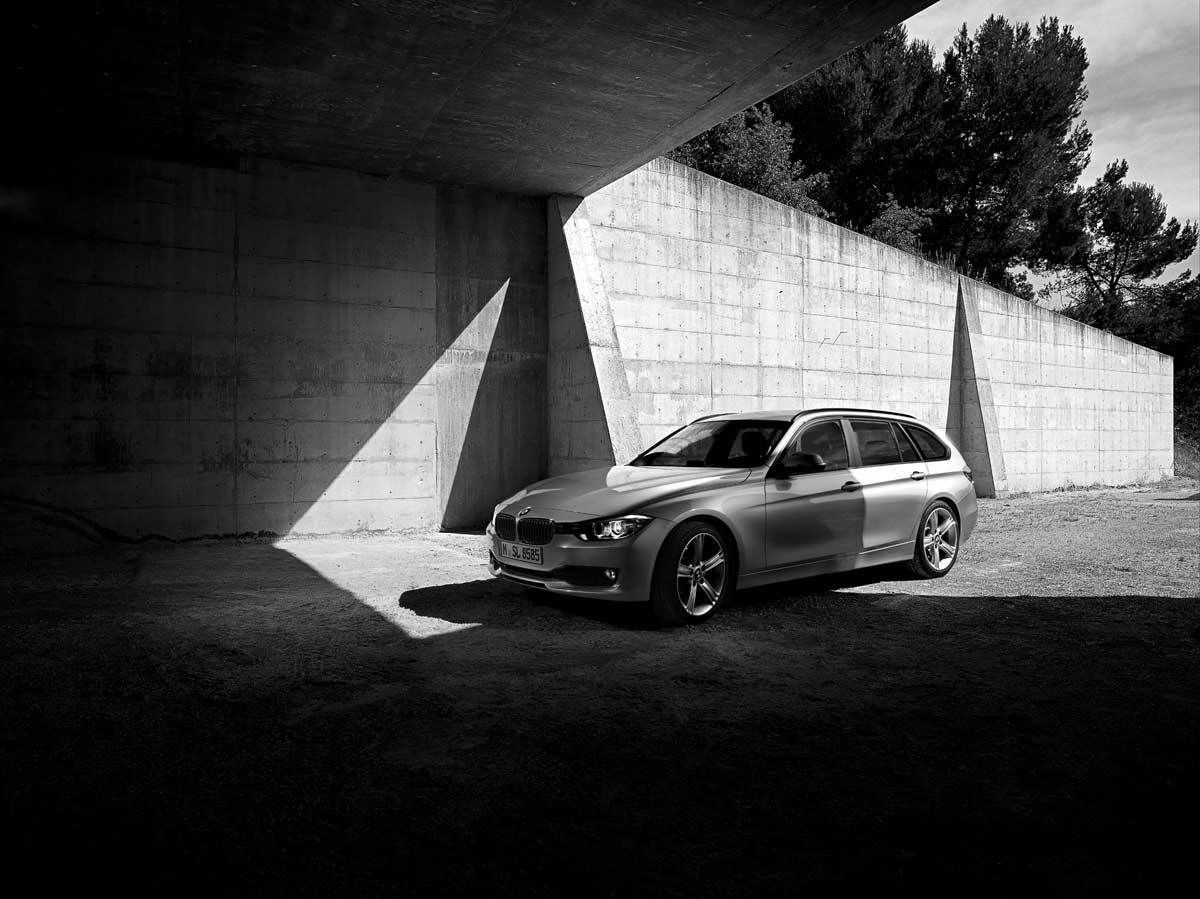 BMW 3 Touring BY DAVID MAURER