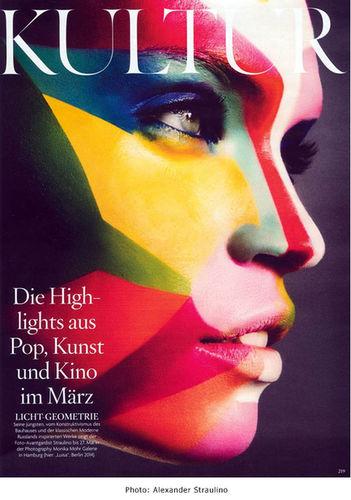 BIGOUDI Tanja Kern for Vogue Germany