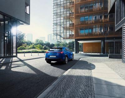 LUNIK for LEXUS UX 300e 'Electrified City'