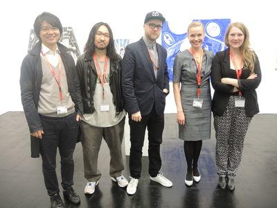 ART COLOGNE 2014 : Galerie Warhus Rittershaus & Nanzuka, Tokio