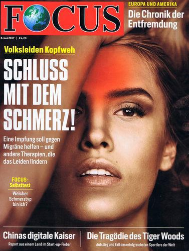 FOCUS Titel by Frank P. Wartenberg