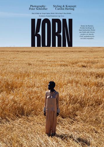 Korn by Peter Schreiber