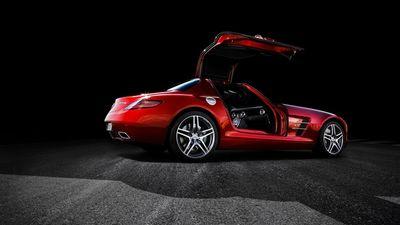 IGOR PANITZ PHOTOGRAPHY: Mercedes AMG SLS