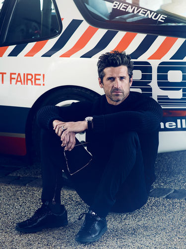 PATRICK DEMPSEY FOR INTERSECTION FR BY ROBERT WUNSCH