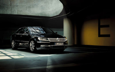MICHAEL SEIDLER // VW Phaeton