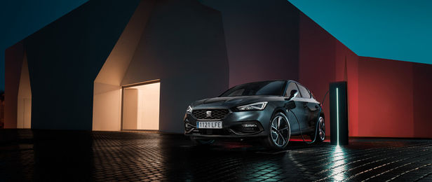 PATRICK CURTET for SEAT LEON