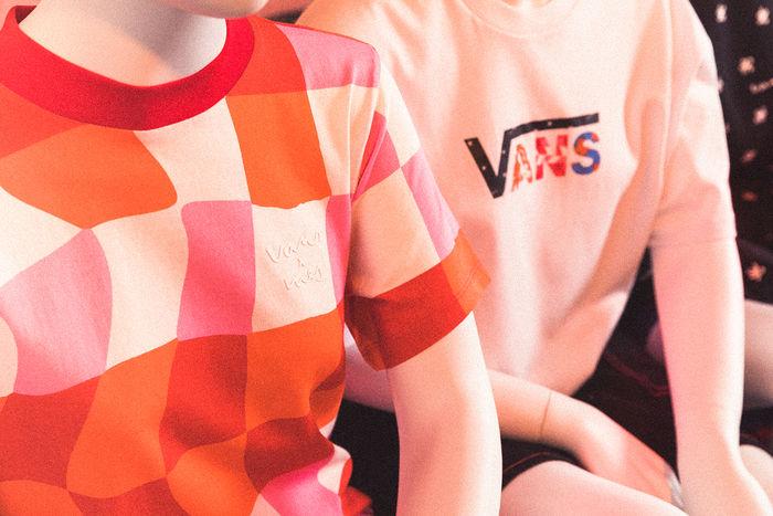 #VansxInes  .... VANS x INES Longevial Collection, May 2019