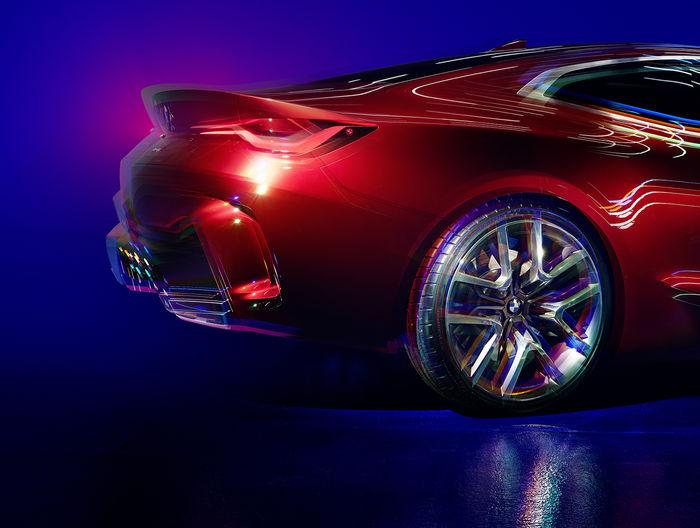 BMW Concept 4 by Julia Obermeier & Simon Puschmann