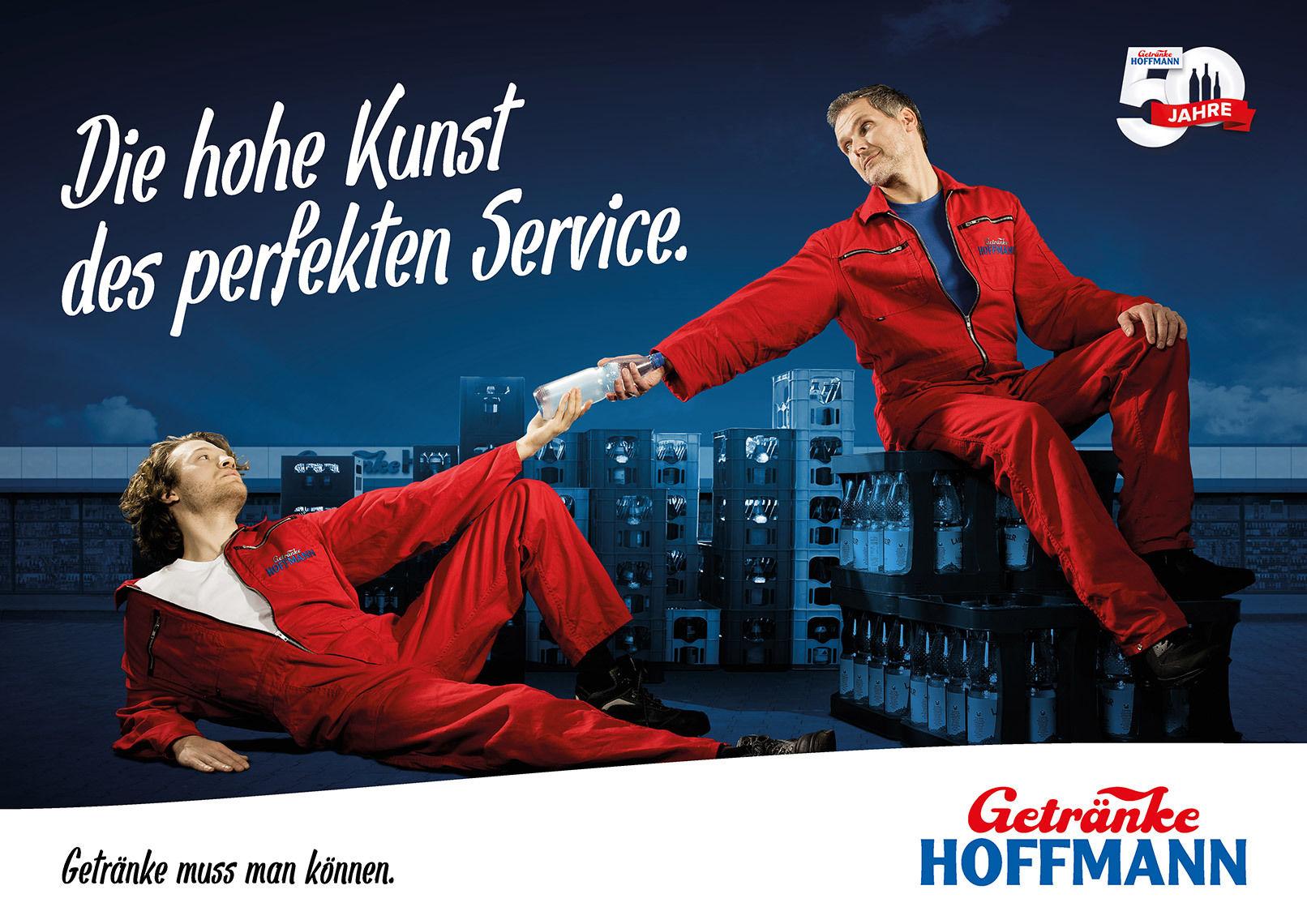 GOSEE ::: UPFRONT: Murat Aslan for Getränke Hoffmann