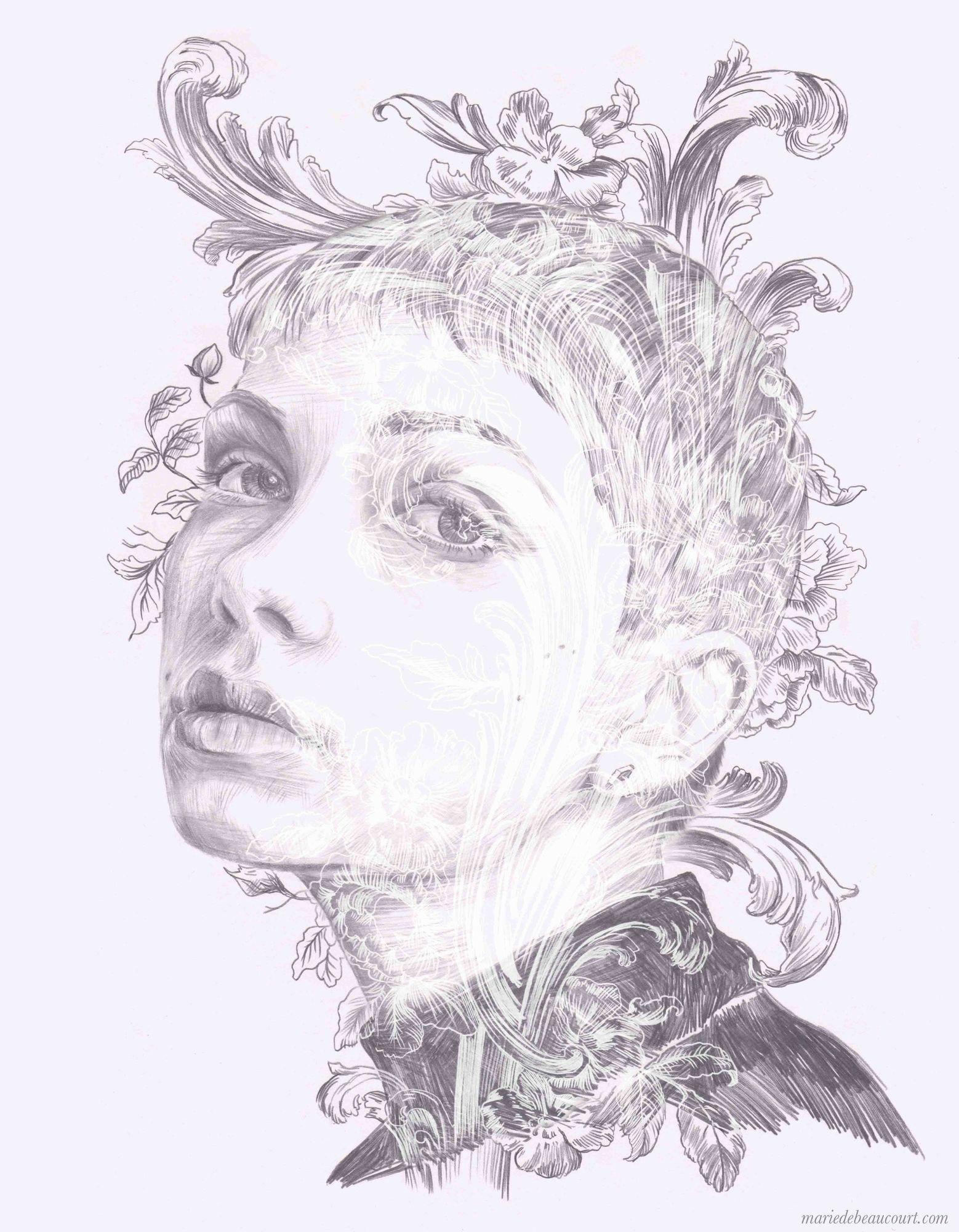 COSMOPOLA | Marie de Beaucourt portrait of Tavi Gevinson