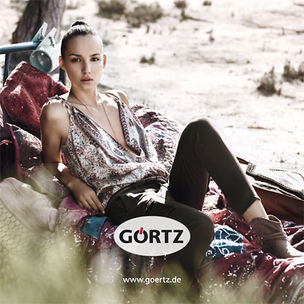 BIGOUDI : ISABELLE Thiry for GOERTZ