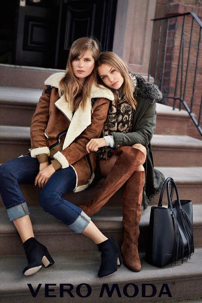 Vero Moda Winter 2016 Campaign