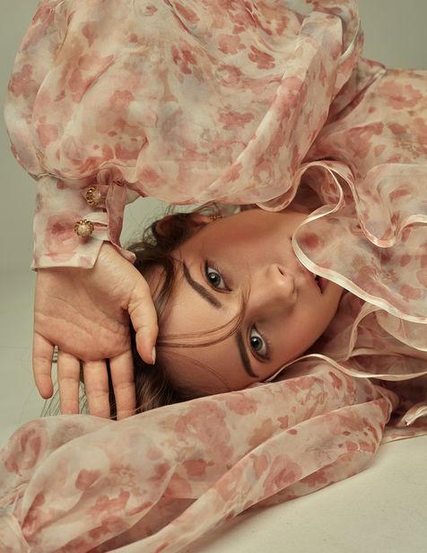 Nina Masic & Salyse Magazine