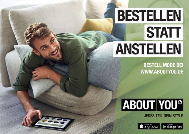 BLOSSOM MANAGEMENT: Hendrikje Bernhoeft (Props) for Aboutyou.de