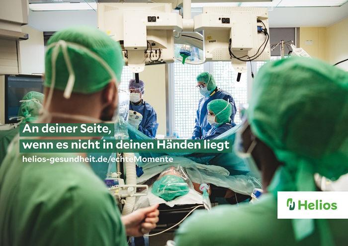 UPFRONT PHOTO & FILM GMBH: Murat Aslan for Helios Kliniken