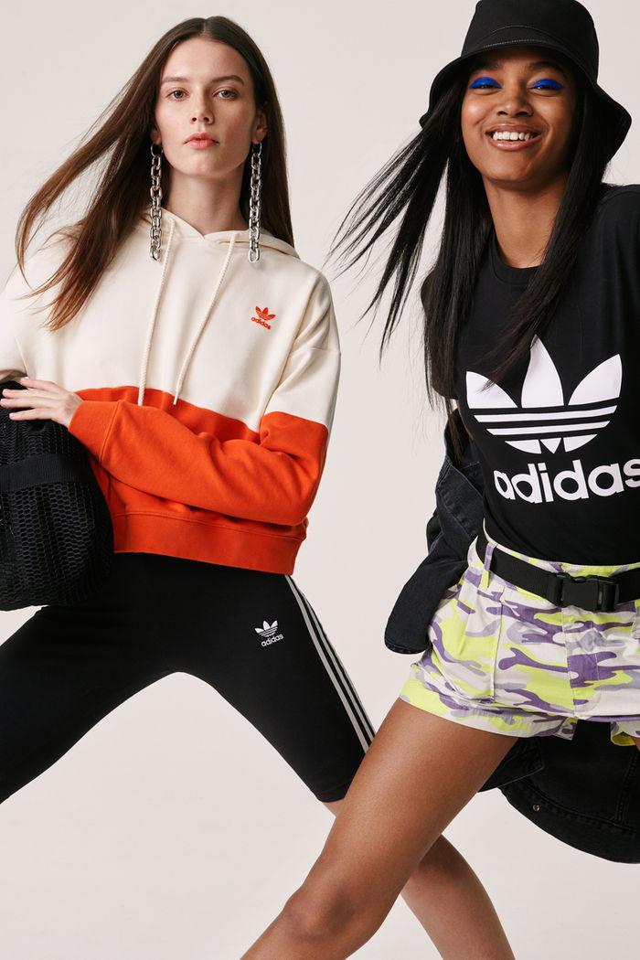 Rosaline Shahnavaz c/o TAKE Agency for Topshop x Adidas