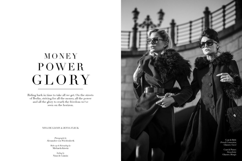 Alexander von Wiedenbeck & Money Power Glory