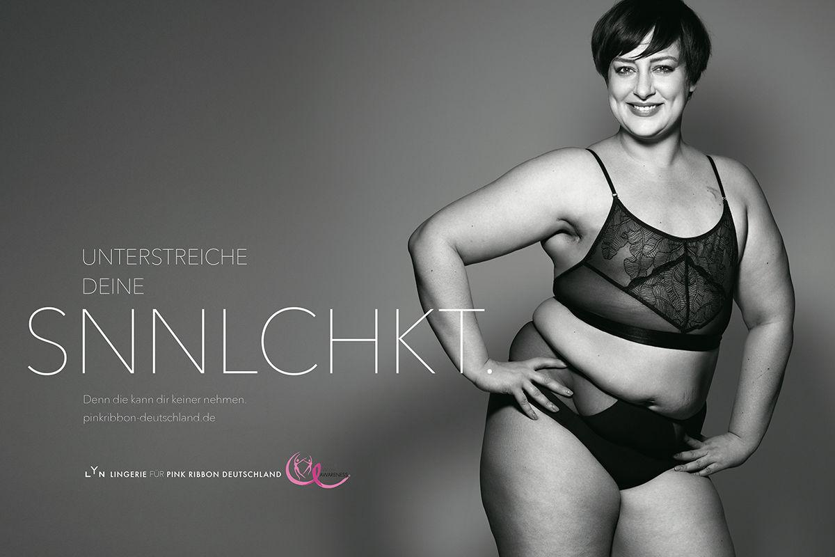 RANKIN for Pink Ribbon Germany