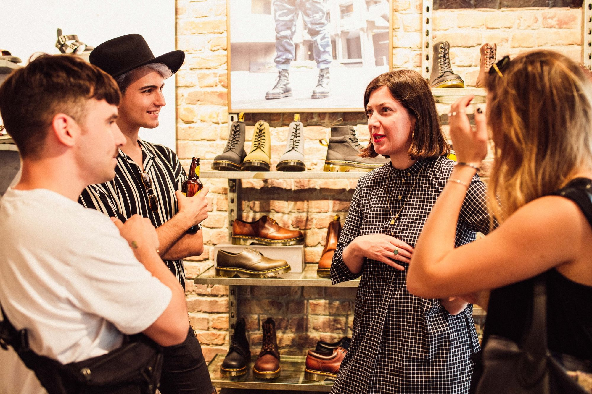 Dr. Martens Cologne - Opening Event