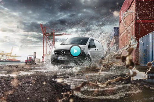 THE NEW VITO 2014 MAKING OF