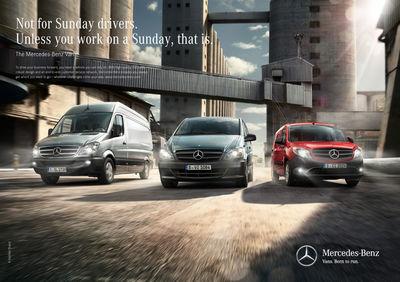 Lukas Lindemann Rosinski : Mercedes-Benz Vans