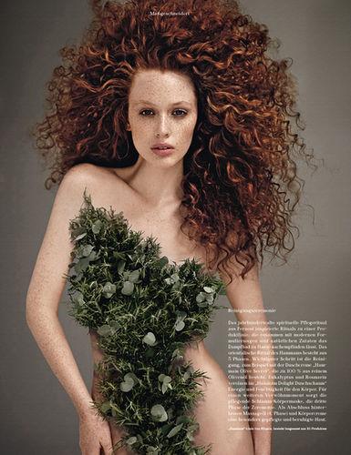 Isabel Eiler - Hair for TUSH