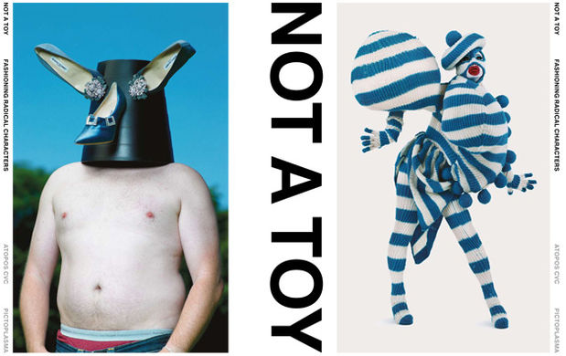 NOT A TOY by Pictoplasma