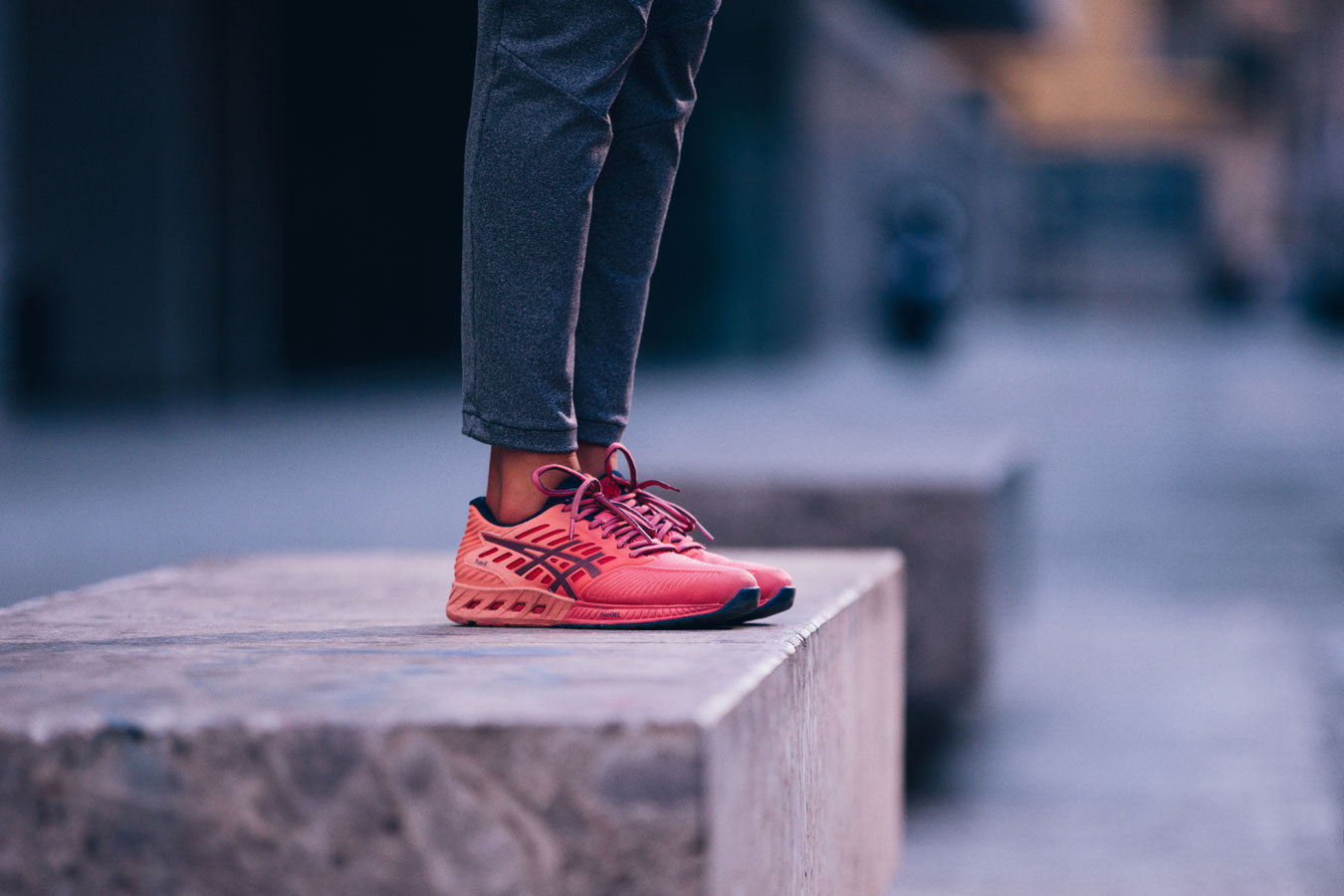Asics AW16 by Paul Calver c/o MAKING PICTURES