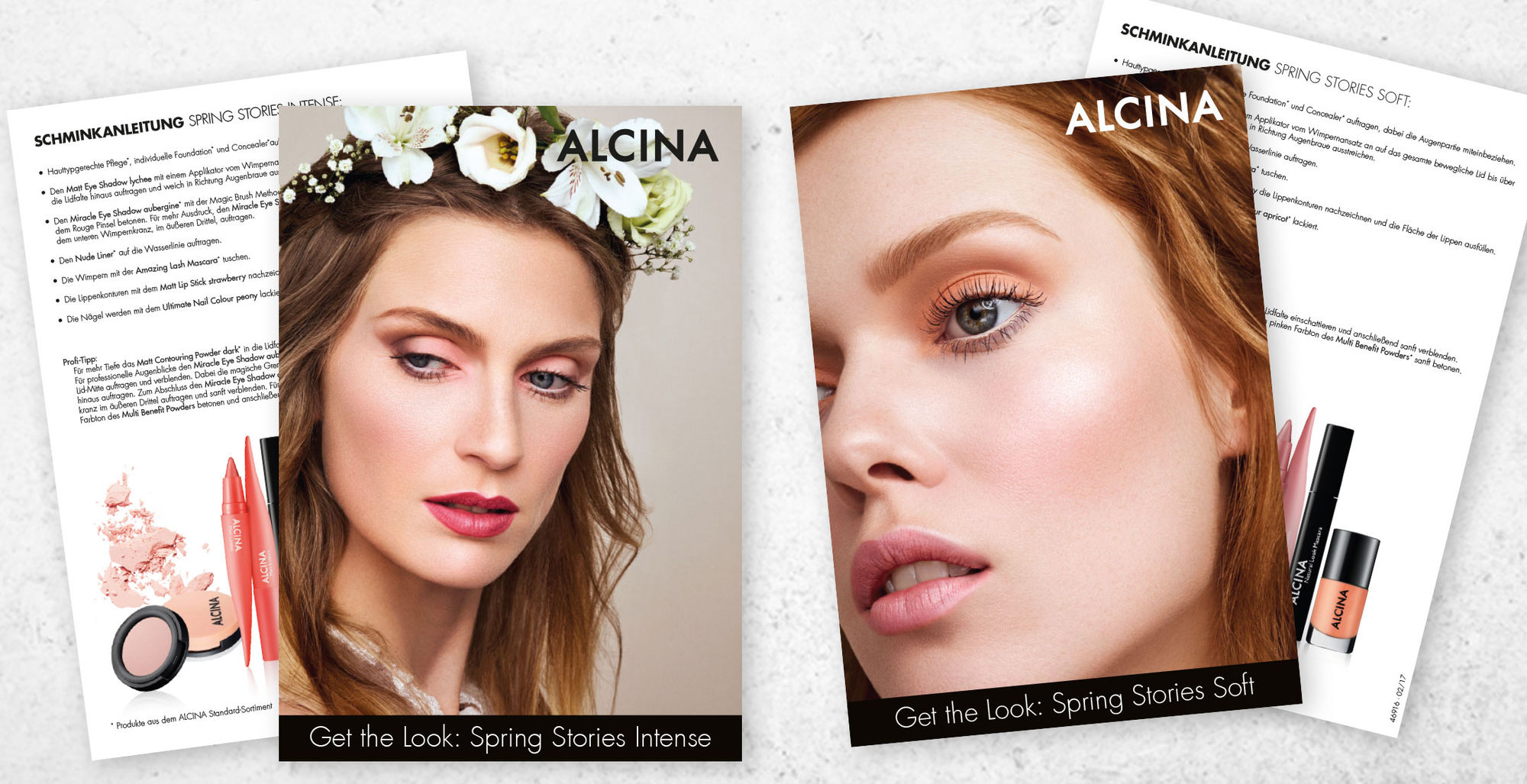 PHILIPP SEINE HELDEN for ALCINA 'Spring Stories'