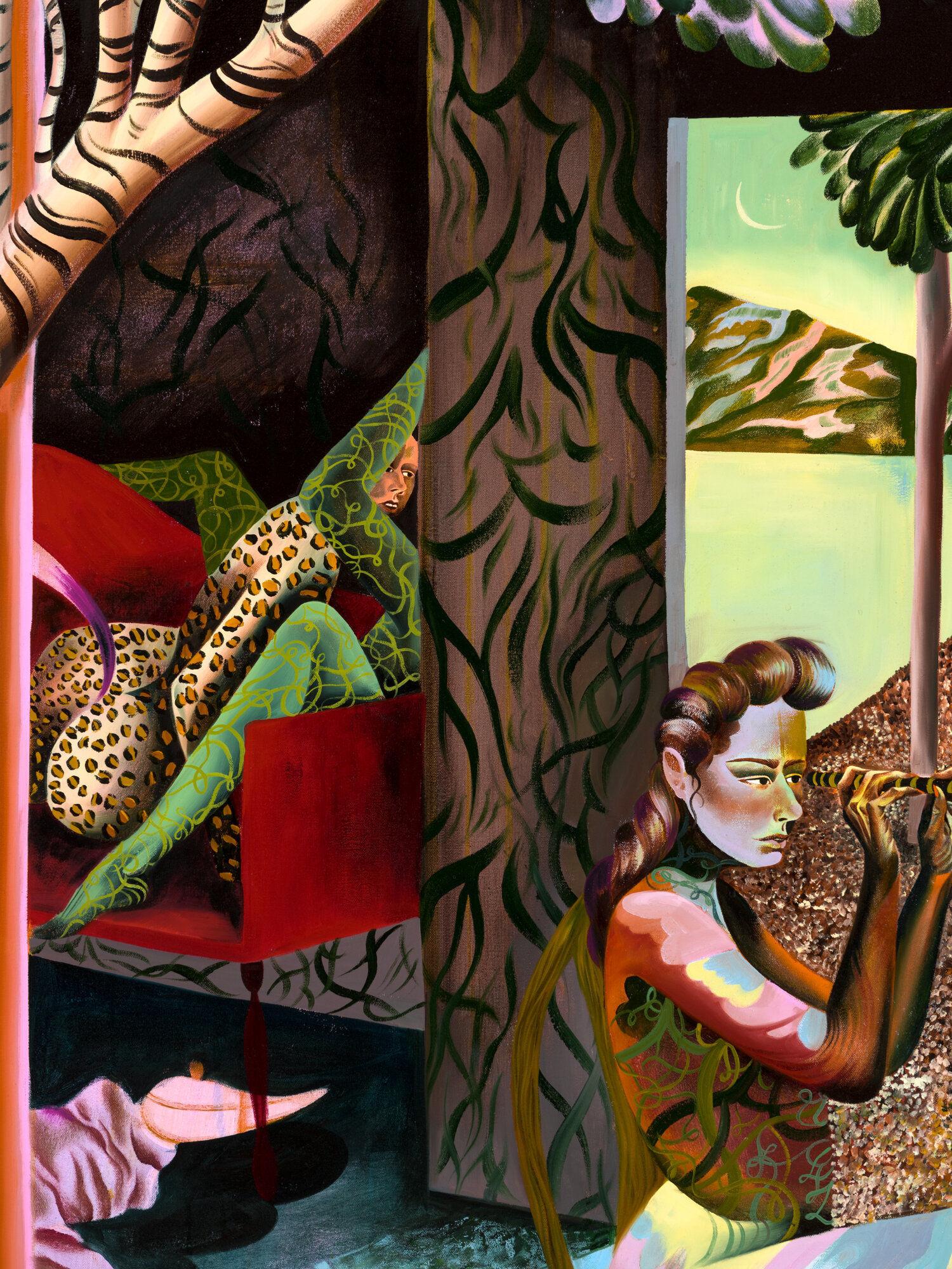 Lyles & King presents JESSIE MAKINSON 'Dangerous Pleasing' March 27 - May 10, 2020