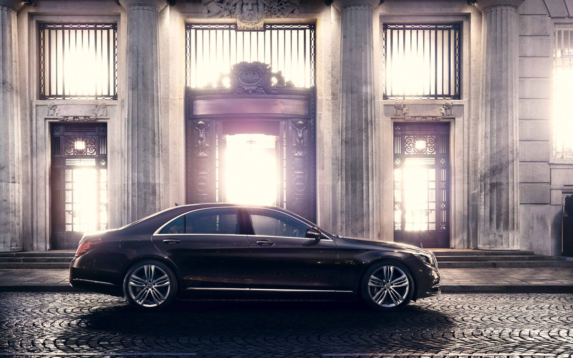 SONDA PRODUCTIONS MB S CLASS // PHOTOGRAPHER: IGOR PANITZ