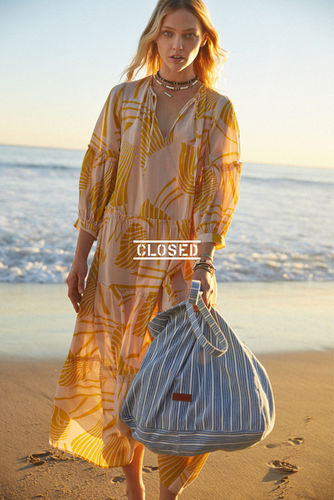 GLAM Production produced latest CLOSED campaign in Malibu , California