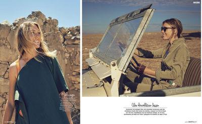 Michael Munique c/o AGENTUR NEUBAUER for Donna 'Safari Light'