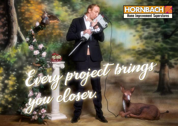 HETZNER PRODUKTION for HORNBACH