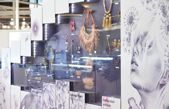 MIA MARIE OVERGAARD/ATELIER MIA & Premiere Vision Paris