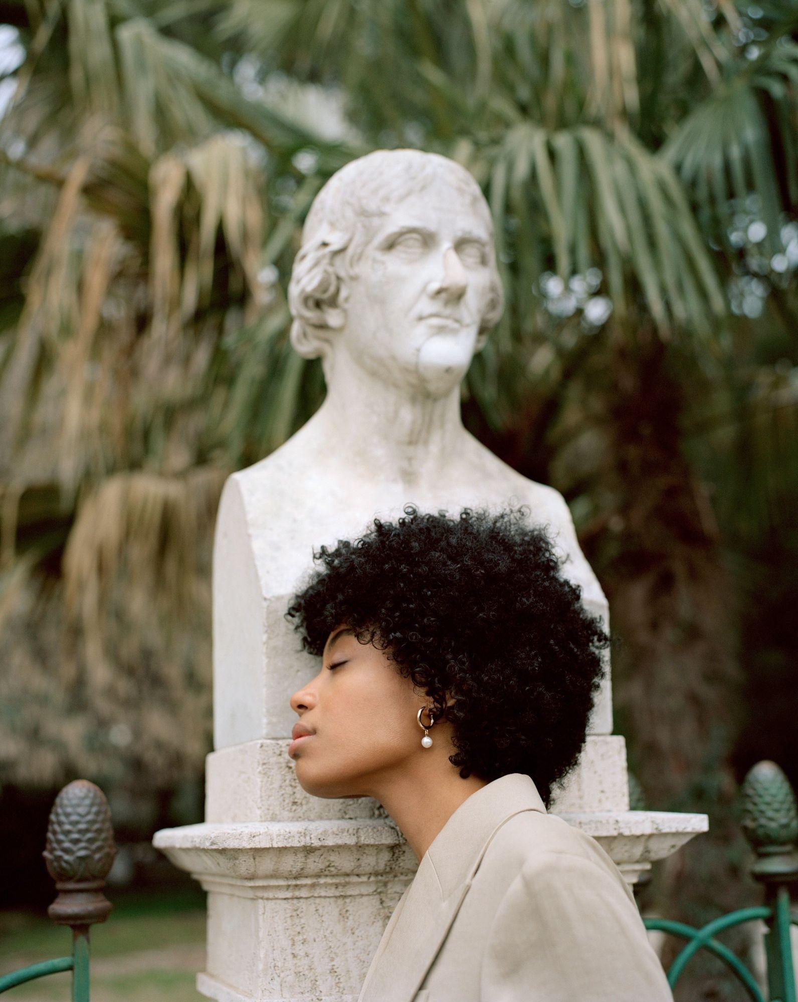 Susanna Jonas for H&M Magazine // COLLECTIVEINTEREST ARTIST MANAGEMENT