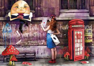 Absolution PR presents Beatnik in Wonderland