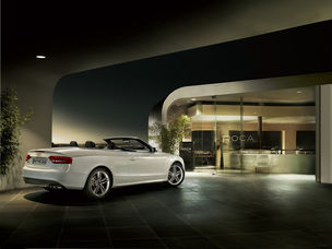 PX GROUP : Holger WILD for AUDI S5 Cabrio