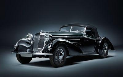 "ROCKENFELLER & GöBELS: ""Classic Beauties"" for Hamann Classic Cars by Uwe Breitkopf"