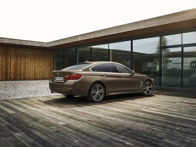 BMW F 36 - BMW 4er Gran Coupé