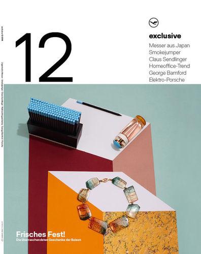 Studio Likeness for Lufthansa Exclusive Magazin