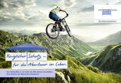 MARKUS MUELLER for Versicherungskammer Bayern