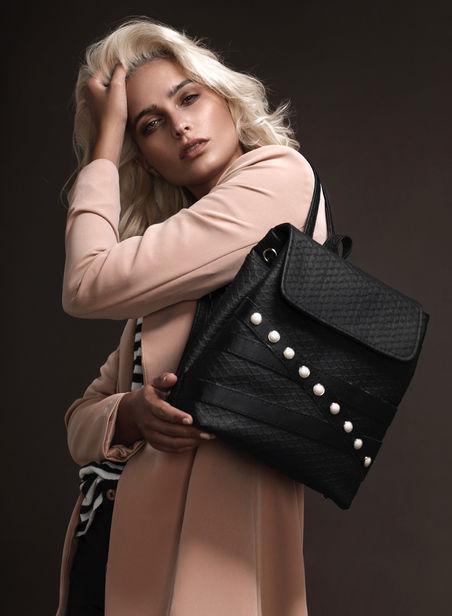 Nina Masic & Lovely bags
