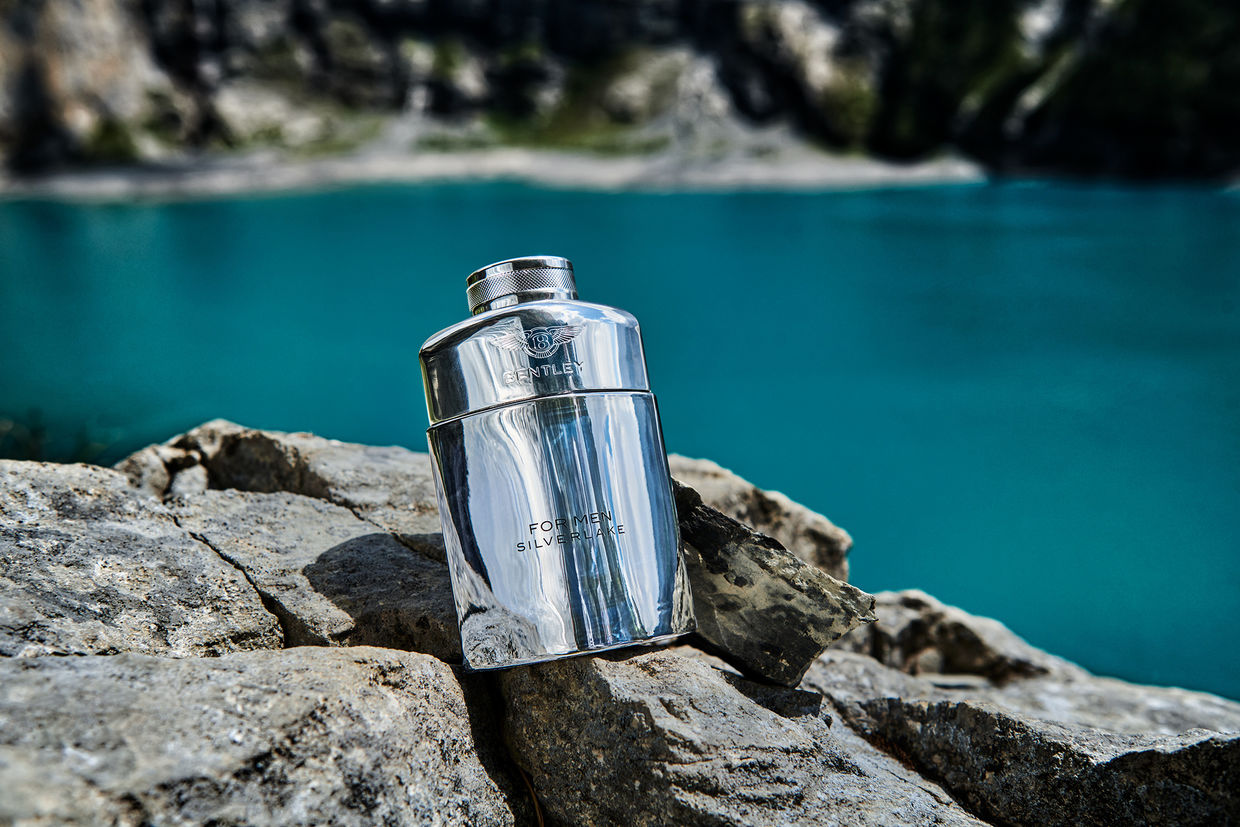 BENTLEY´s SILVERLAKE Parfum / the latest Work by the great Duo Karine & Oliver
