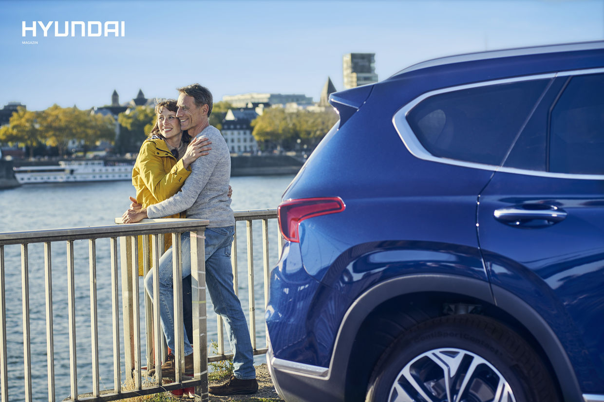 RUPRECHT STEMPELL  FOR HYUNDAI - MAGAZINE AUTUMN 2018