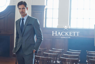 HUNTER & GATTI for HACKETT LONDON
